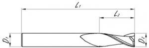 2-flute-slot-drills-dimensions